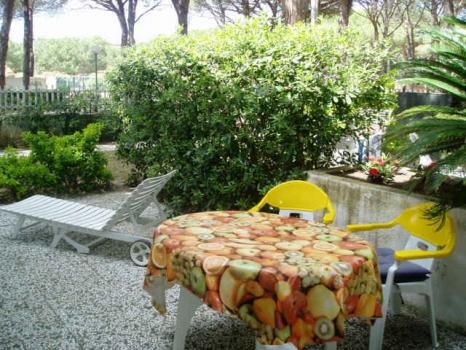 Villa Fantagalì app. 501 giardino