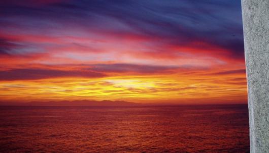 Sonnenuntergang a