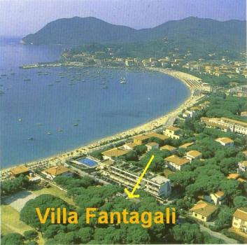 001 Marina di Campo con Villa Fantagalì