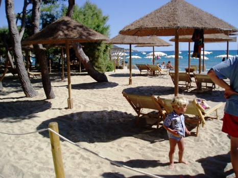 spiaggia bagno convenzionata con bimbo