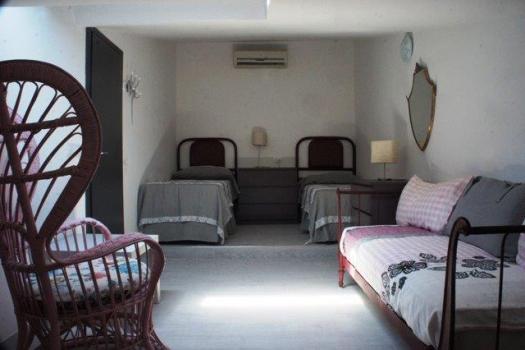 camera 3 letti 2° piano