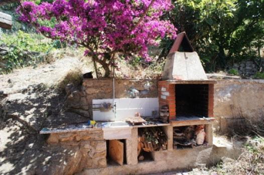 La cucina open air