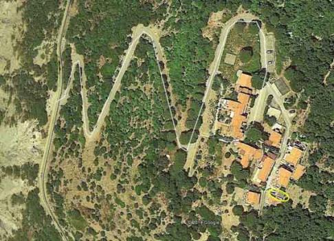 Ubicazione foto satellitare