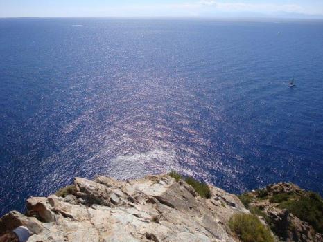 Punta Nera verso W