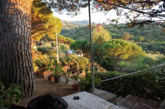 22 Vista monti da gazebo-veranda