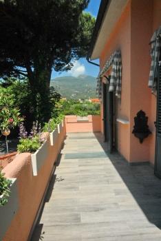 balcone vista monte