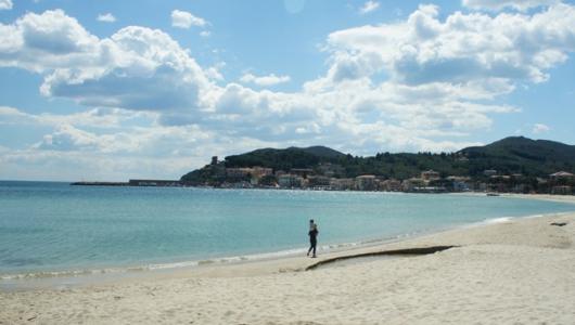 spiaggia MdC babbo e bimbo aa