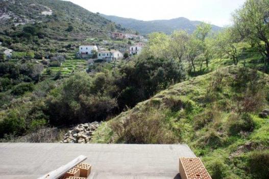 vista da terrazza 1°P verso monte