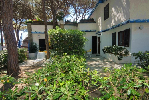 Villa Fantagalì giardino app. 502 e 501