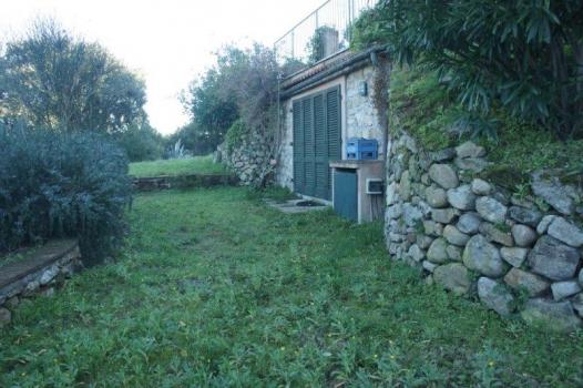 giardino e seminterrato