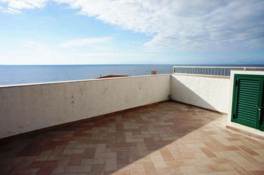 terrazzo vista mare 180°