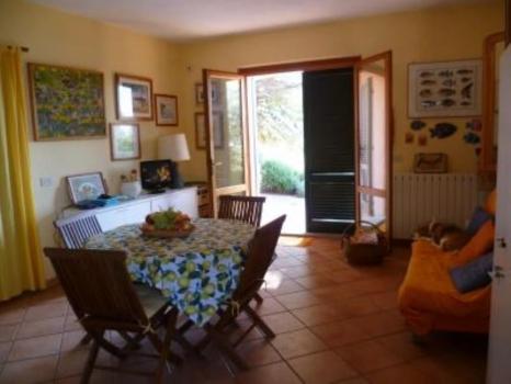 Wohnzimmer Hauptwohnung