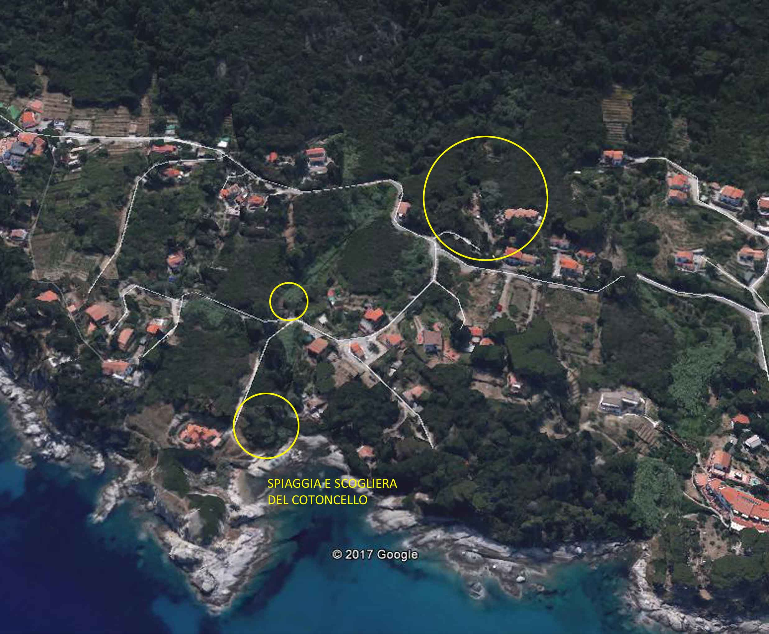 Resort at Sant'Andrea's Cotoncello