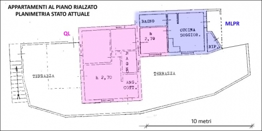 Appartamenti PR