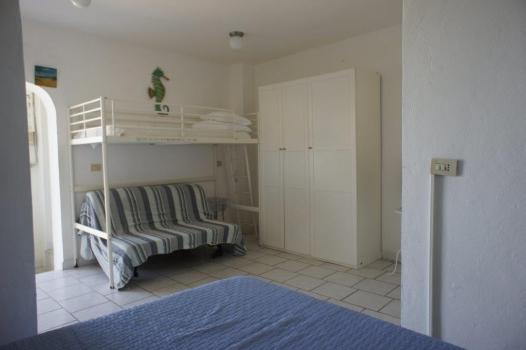 MLPT soggiorno con letti castello
