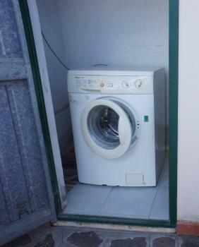 ripostiglio per lavatrice ed altro