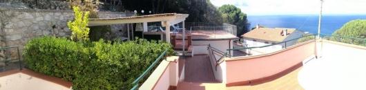 panoramica terrazze trilo verso terrazza bilo