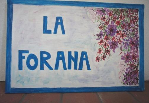 LA FORANA - der Fels am Kap von Chiessi