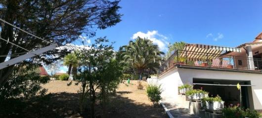 pan terrazza e garage
