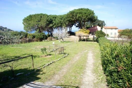 Villa Egle al Cotoncello Posizione da sogno: sulle scogliere di Cotoncello - Sant'Andrea, immerso nel verde e con vista sul mare, un oasi di relax a pochi passi dalla spiaggia del Cotoncello.