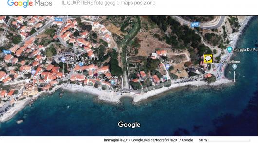 posizione IL QUARTIERE Google Maps