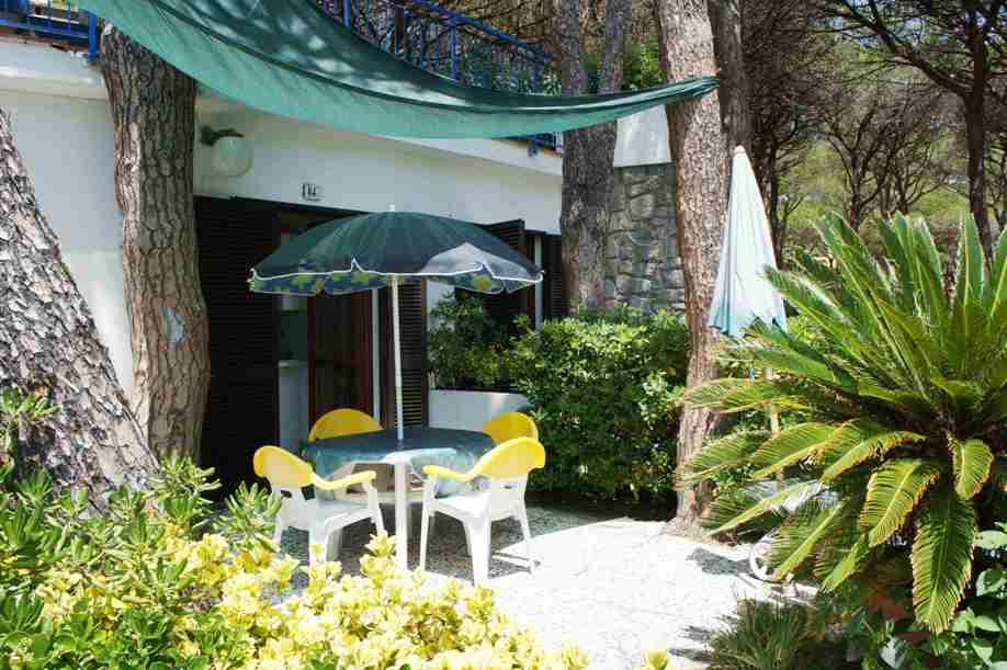 Villa Fantagalì - App. 504 a 30mt dal mare