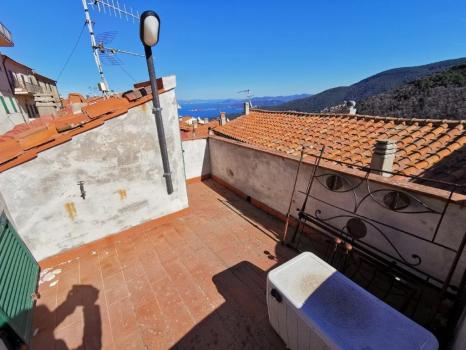 terrazza sul tetto con vista mare (5)