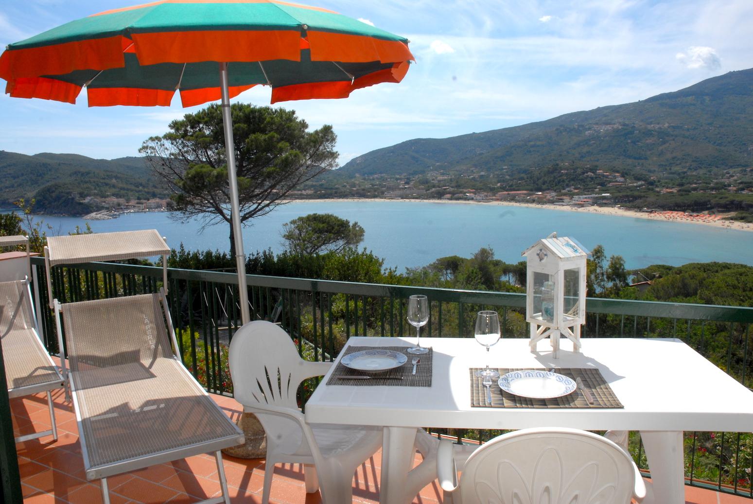 Casa Clara con terrazza super panoramica