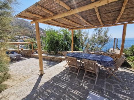 le due terrazza, Casa Fico e Cactus