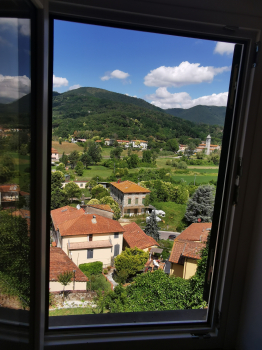 vista dal salone - view from the living room (3)