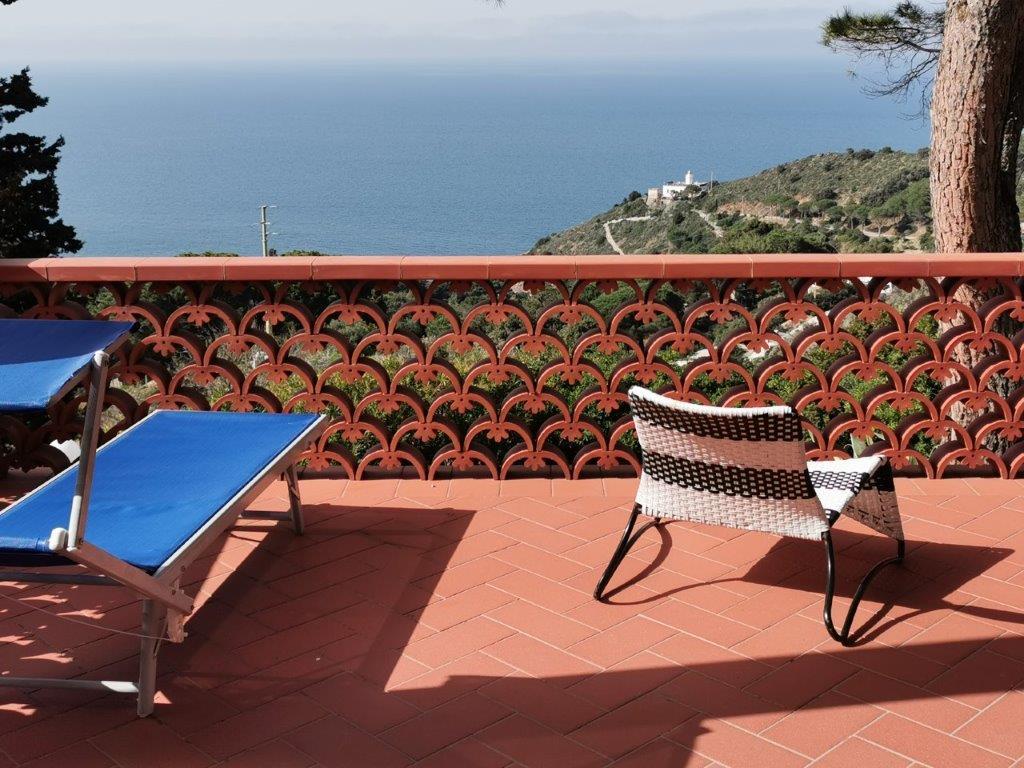 Villa Sofi a Patresi con meravigliosa vista mare!