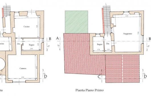 ristrutturazione 2021 (4) Casa Egle Grundriss 2021