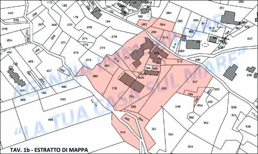 Tav 1b Estratto di mappa F